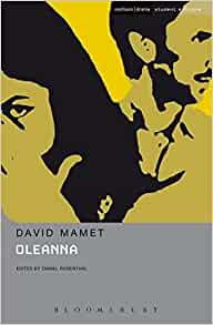 oleanna book cover